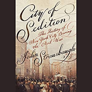 City of Sedition Audiobook