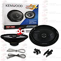 Brand New Kenwood Sport Series 6x9 6x9-INCH 3-way Car Audio Speakers PAIR 800W Max