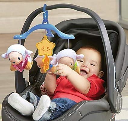 VTech - Móvil proyector cuenta ovejitas, juguete de cuna para bebé ...