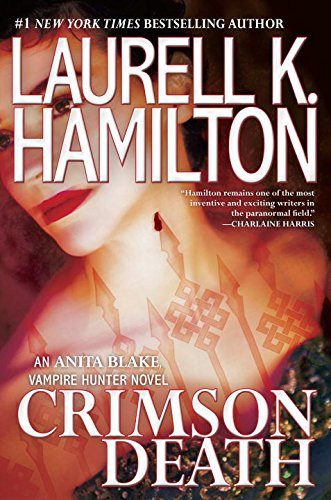 Book Cover: Crimson Death: An Anita Blake, Vampire Hunter Novel