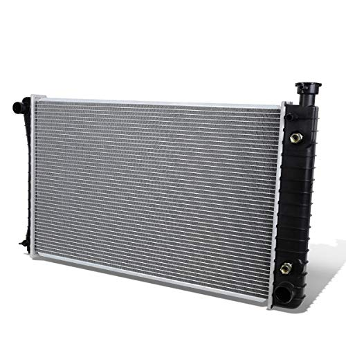 For 88-95 Chevy GMC C/K Pickup/Suburban AT Lightweight OE Style Full Aluminum Core Radiator DPI 618