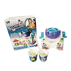 AMAV Toys Slush Machine Maker - Make your own home made Slush Multi color