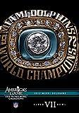 Miami Dolphins Super Bowl VII: NFL America's Game  [Importado]