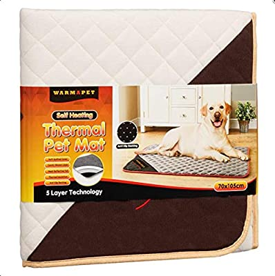 WarmAPet Thermal Dog Pet Mattress