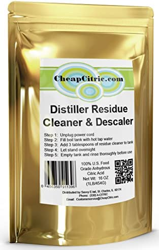 [해외]Distiller Residue Cleaner 1lb. / Distiller Residue Cleaner 1lb.