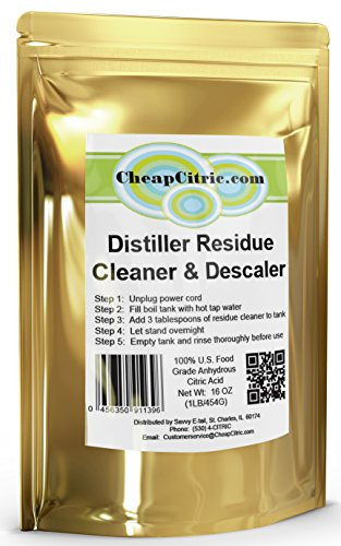 Distiller Residue Cleaner 1lb. - Citric Acid Cleaner