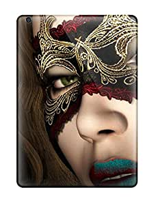4324595K82073454 Ideal Case Cover For Ipad Air(masquerade Babe), Protective Stylish Case