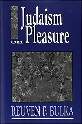 Read online Judaism on Pleasure PDF, azw (Kindle)