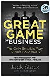 img - for The Great Game of Business, Expanded and Updated: The Only Sensible Way to Run a Company book / textbook / text book