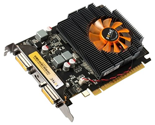 ZOTAC Synergy Edition NVIDIA GeForce GT 630 2GB GDDR3 2DVI/Mini HDMI PCI-Express Video Card (810 Mhz Memory)