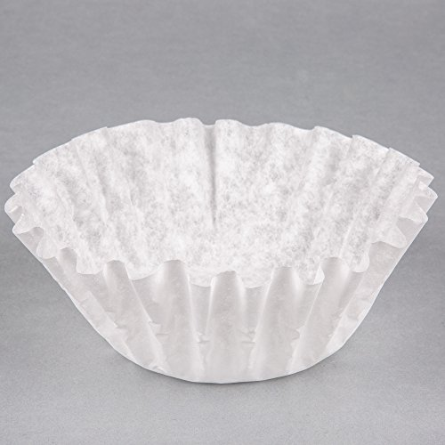 9 3/4'' x 4 1/4'' 12 Cup Coffee Filter (Bunn 20115.0000) - 1000/Case by TableTop King