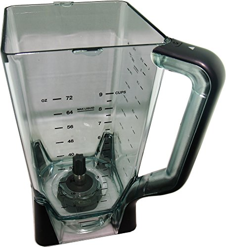 NEW Ninja Ultra XL 72oz Pitcher for BL770 BL771 BL780 Mega Kitchen Blender (Replacement Ninja 72)