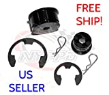 NYPPD Shifter Cable Bushings Mitsubishi Eclipse 3G 2000 2001 2002 2003 2004 2005