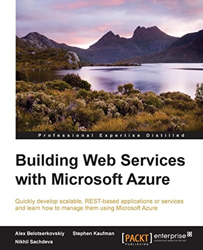 Download Building Web Services with Microsoft Azure Pdf