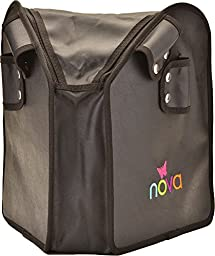 NOVA Medical Products Pouch for Nova 3 Wheeled Walker, Black, 2 Pound