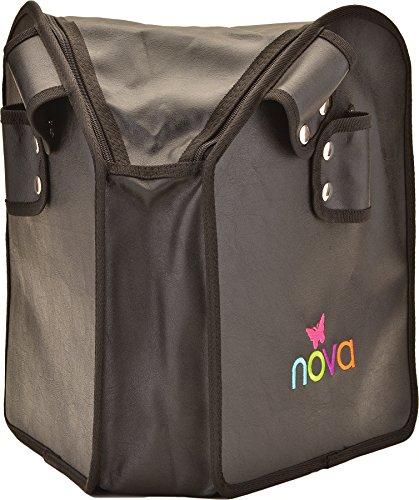 (NOVA Pouch Bag for Nova 3 Wheeled Rollator Walker, Replacement Bag for Traveler 4900)