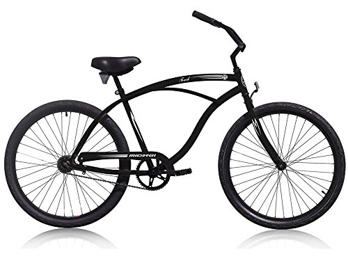 Micargi Bicycles Beach Cruiser in Black For Sale