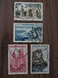 1957 French postage stamps