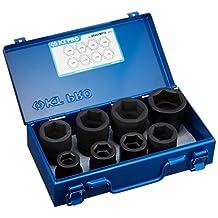 """KT Pro Tools A6401MP10 3/4"""" Drive Impact Socket Set"""
