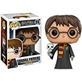 Funko - Figurine Harry Potter - Harry Potter With Hedwige Limited Pop 10cm - 0889698119153