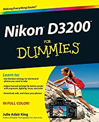Image of the product Nikon D3200 for Dummies   that is listed on the catalogue brand of Brand: For Dummies.