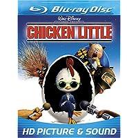 Chicken Little [Blu-ray] (Bilingual)