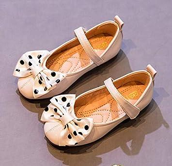 Baby Baby Girl Polka dot Bow Baby Shoes