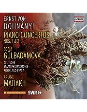 Dohnanyi: Piano Concertos Nos. 1 & 2