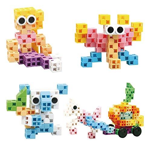 Click Brick Toys Rainbowland 112pc product image