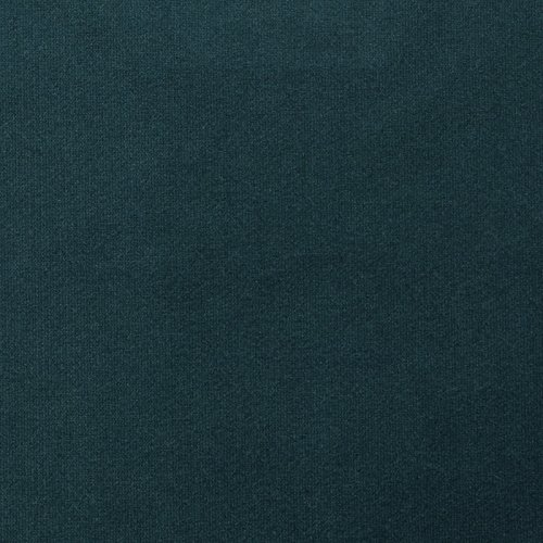 Bristol Blue Solid Velvet Crypton Upholstery Fabric by The (Bristol Sofa)