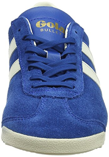 Bullet Marine Gola Trainers Off Suede Blue Women White Xw Blue AqqRO