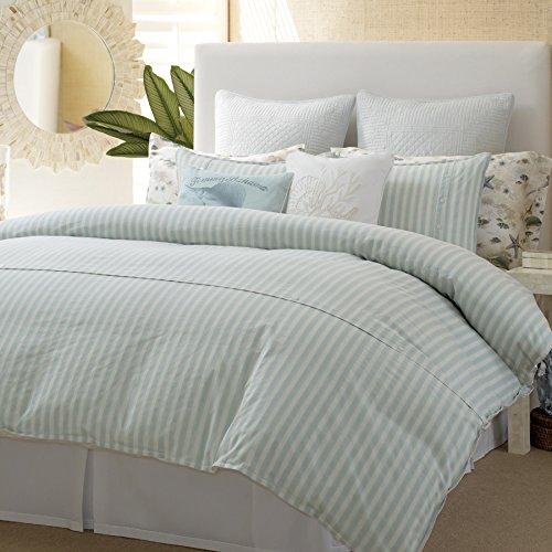 Cal King Comforter Set (Tommy Bahama Surfside Stripe)
