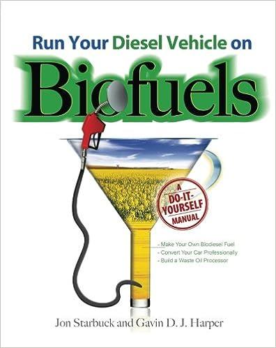 Run your diesel vehicle on biofuels a do it yourself manual jon run your diesel vehicle on biofuels a do it yourself manual jon starbuck gavin d j harper 9789067644105 amazon books solutioingenieria Images