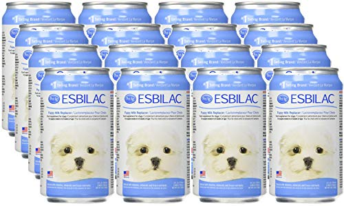 (Pet Ag Esbilac Liquid Puppy Milk Replacer (12 Pack - 8 Ounces) )