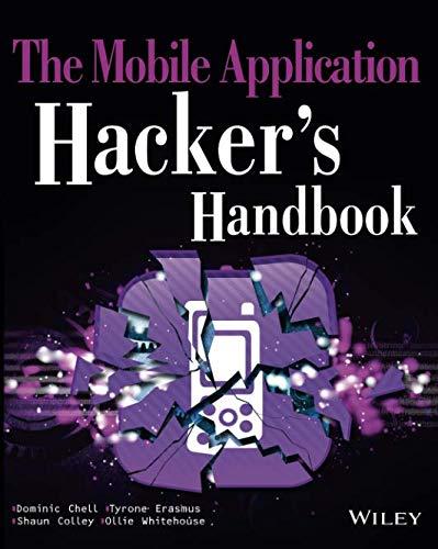 The Mobile Application Hacker's Handbook (Mobile App Testing)