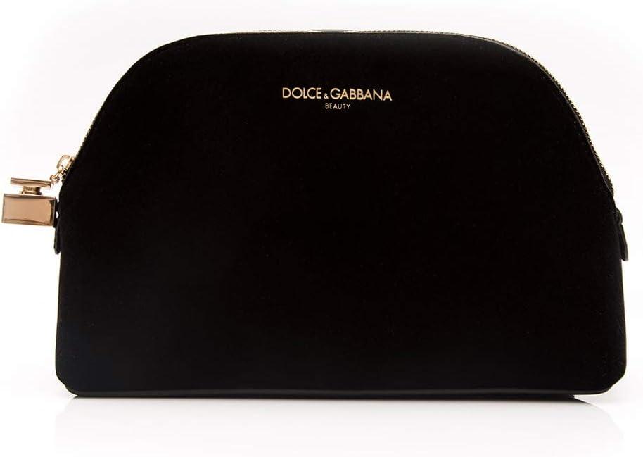 Dolce & Gabbana – Neceser para mujer Maquillaje Negro Bolso Makeup nuevo en del paquete: Amazon.es: Belleza