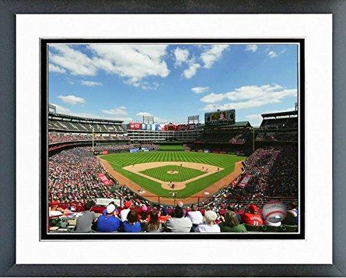 Globe Life Park Texas Rangers MLB Stadium Photo (Size: 12.5