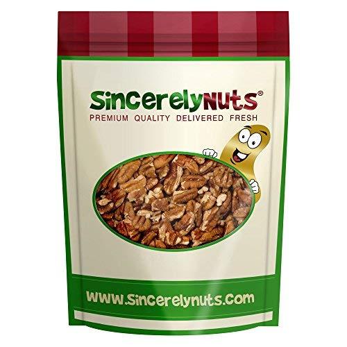 - Sincerely Nuts Pecans Pieces - 1 Lb. Bag
