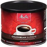 Melitta Coffee, Colombian Supreme Ground, Medium Roast