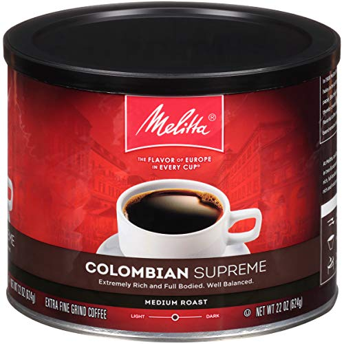 Melitta Coffee – Best authentic, balanced coffee brand