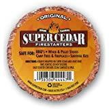 SUPER CEDAR FIRESTARTERS - 4 Count