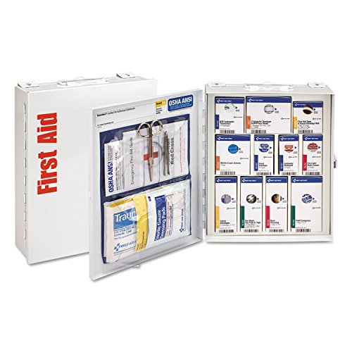 Smartcompliance First Aid Station For 25 People, 96 Pieces by First Aid Only