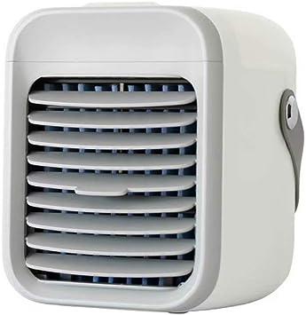 Refrigerador de aire-evaporador personal y humidificador ...