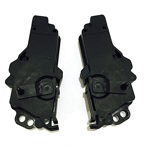 Front Left and Right Door Lock Actuators Driver and Passenger for 1999-2010 Ford F150 F250 F350 F450 F550 Super Duty LH (2004 Ford Mustang Left Door)