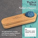Cottage Lane Hardwood Tailors Clapper, Quilters