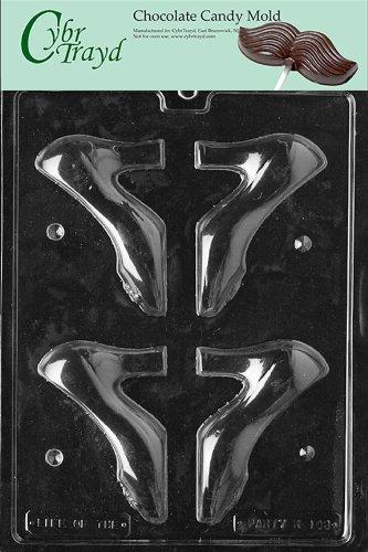 shoe chocolate mold - 6