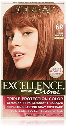 LOreal Excellence Creme Color Auburn