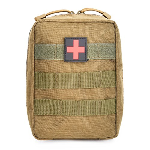 G4Free EMT Pouch Tactical Molle Medical Pouch Ifak First Aid