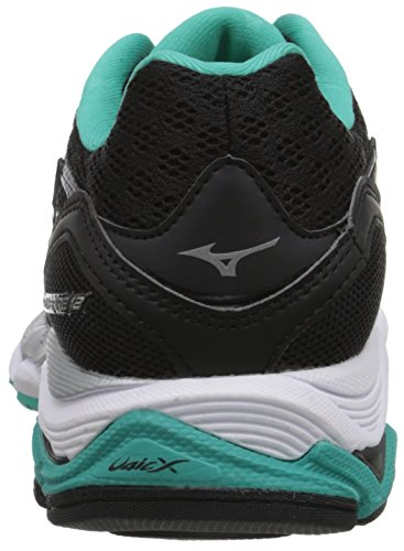 sale Cheapest Mizuno Women's Wave Inspire 12 Running Shoe Black/White fashion Style sale online clearance amazing price clearance Manchester buy cheap 2015 hKNZuC
