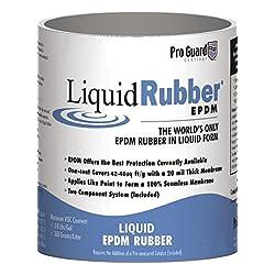 Liquid Rubber EPDM RV Roof Coating